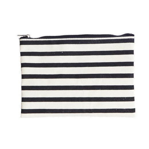 Kosmetiktasche Stripes von House Doctor