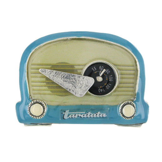 Smart Phone | Brosche | Retro-Radio | Taratata