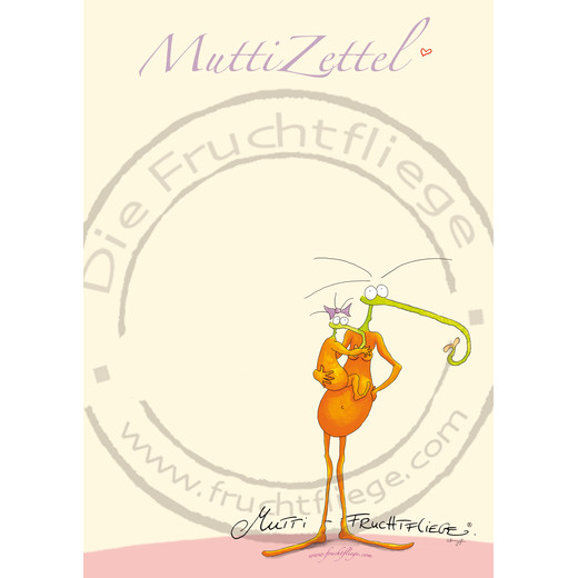 Mutti-Fruchtfliege Set