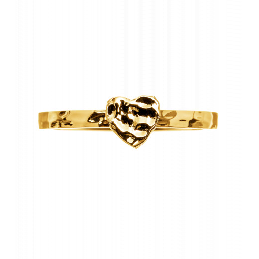 Ring Little Heart (Gold) von Edblad